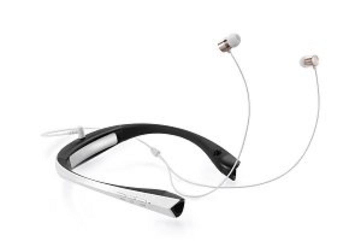 Lifetrons 負離子空氣淨化無線耳機 EH-100