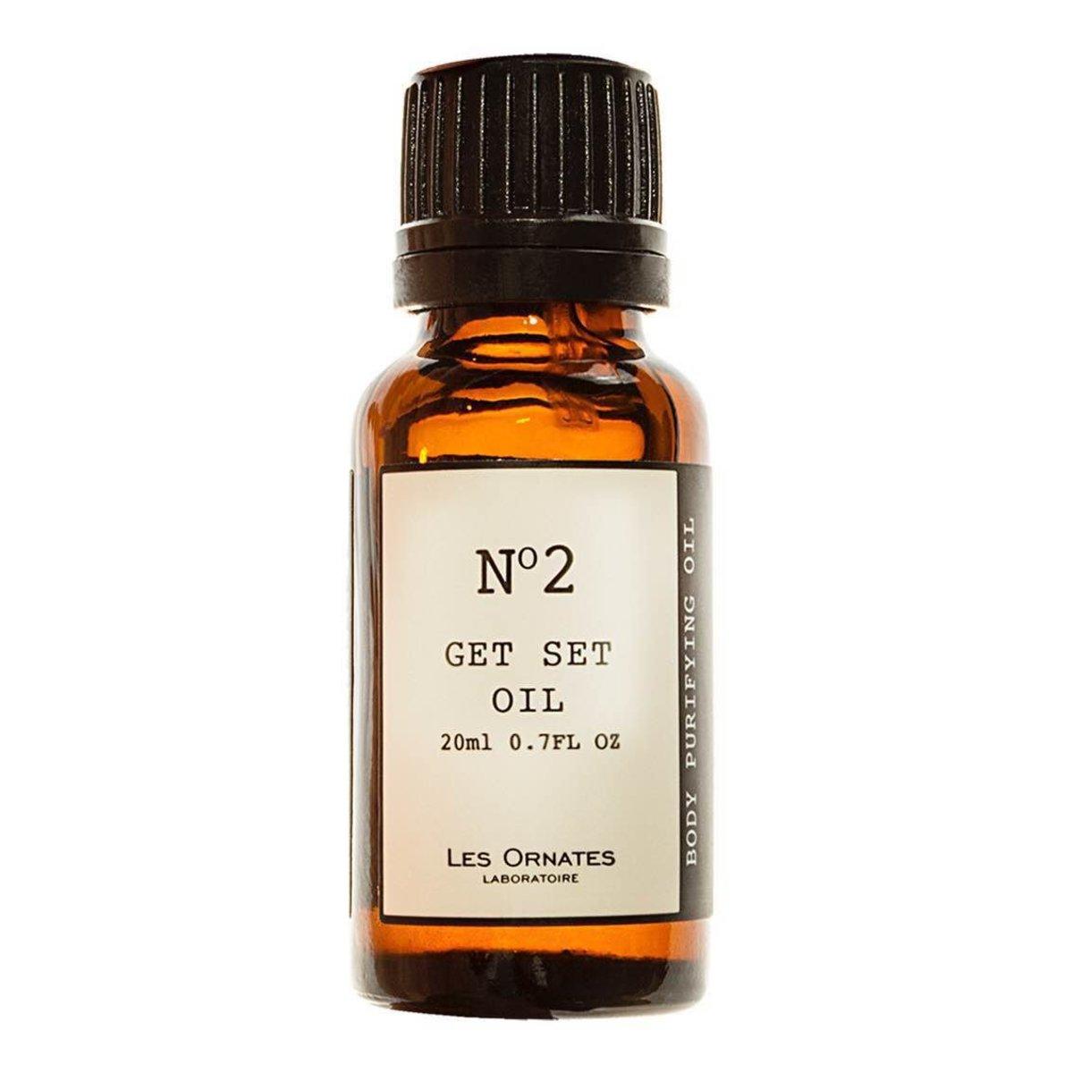 四星期精油修身療程 NO.2 Get Set Oil 20ml