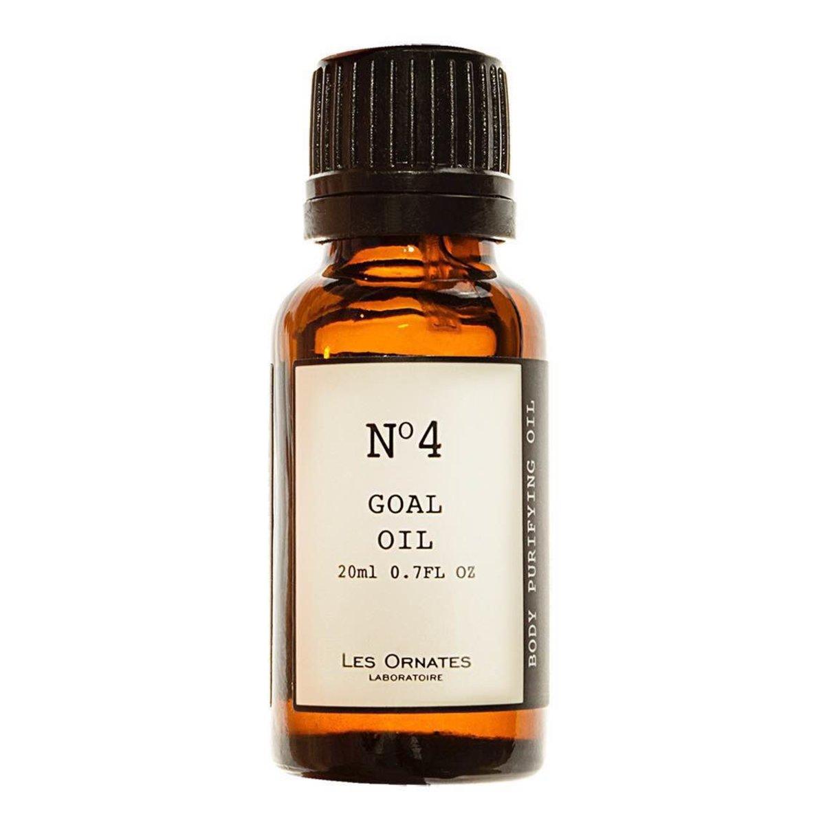 四星期精油修身療程 NO.4 Goal Oil 20ml