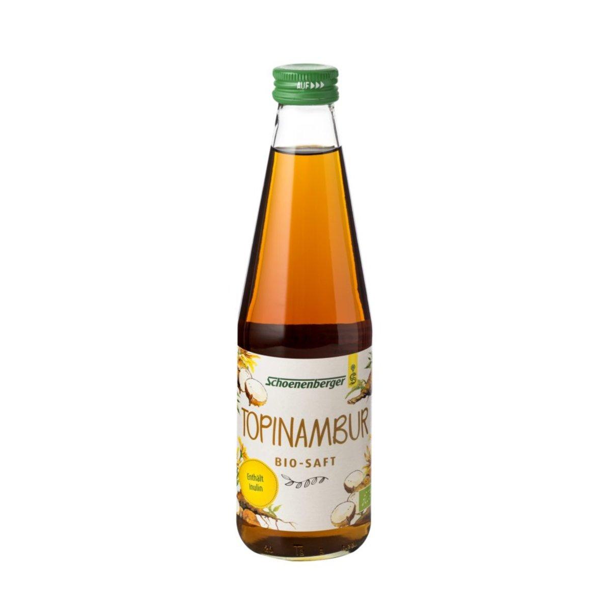 Organic Jerusalum Artichoke Pure Pressed Juice