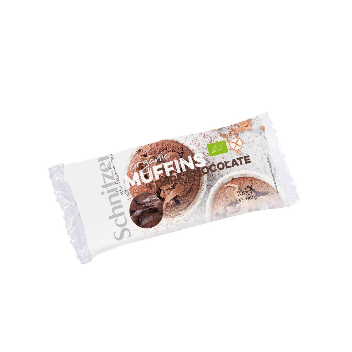 Organic Dark Chocolate Muffin(Gluten-free) Best Before:8-8-2020