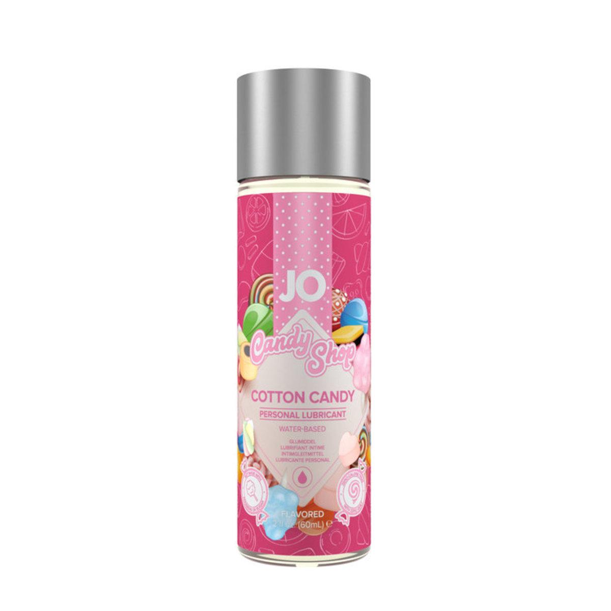 JO® H2O COTTON CANDY 棉花糖口味可食用潤滑劑 60ml