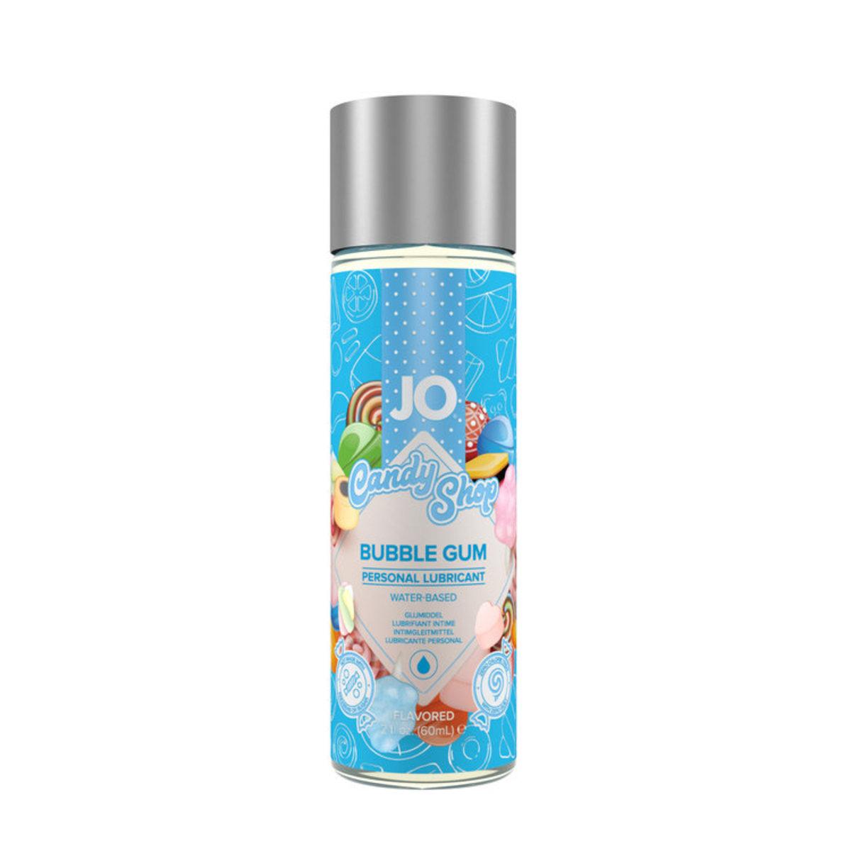 JO® H2o BUBBLE GUM 泡泡糖口味可食用潤滑劑 60ml
