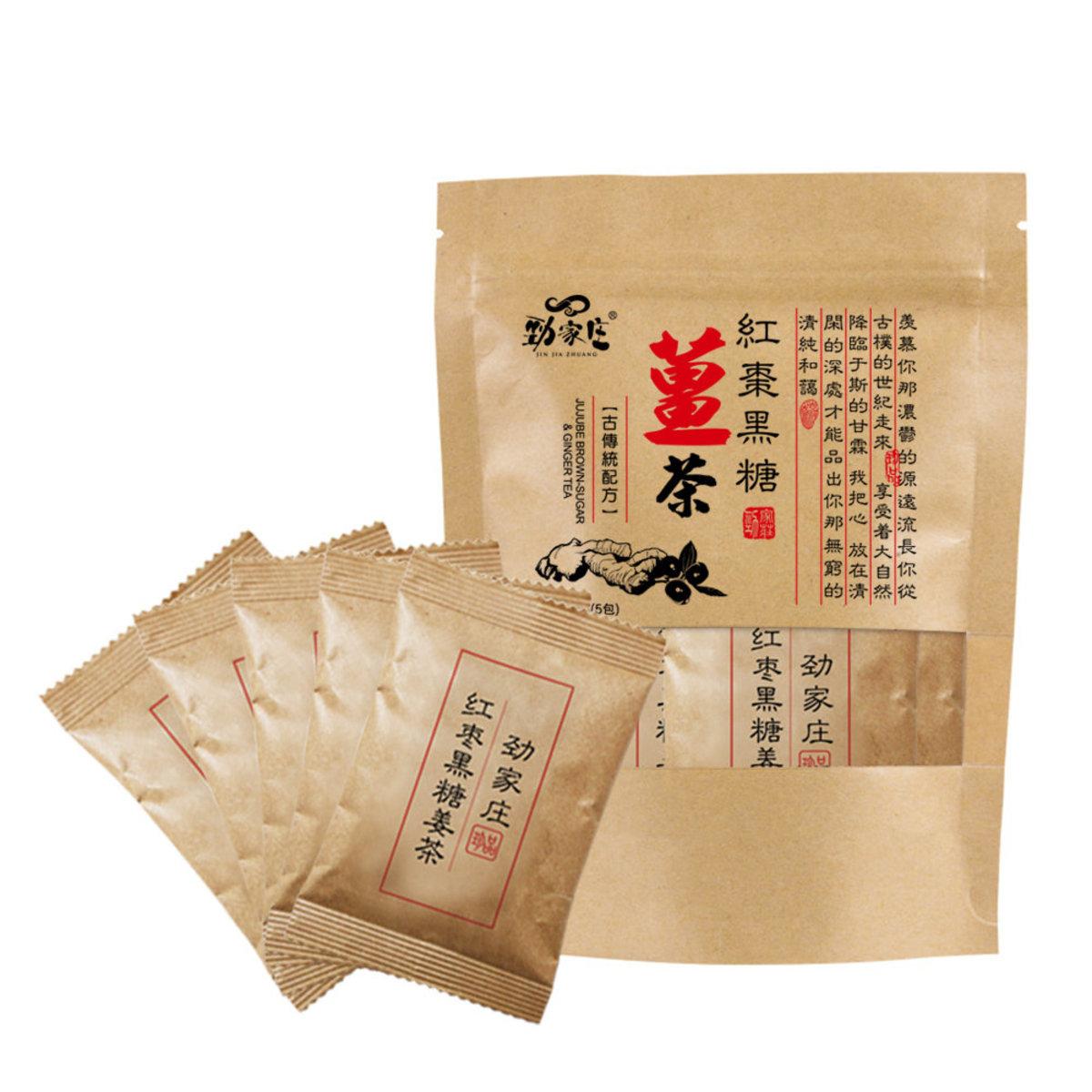 Red Dates Brown-Sugar & Ginger Tea
