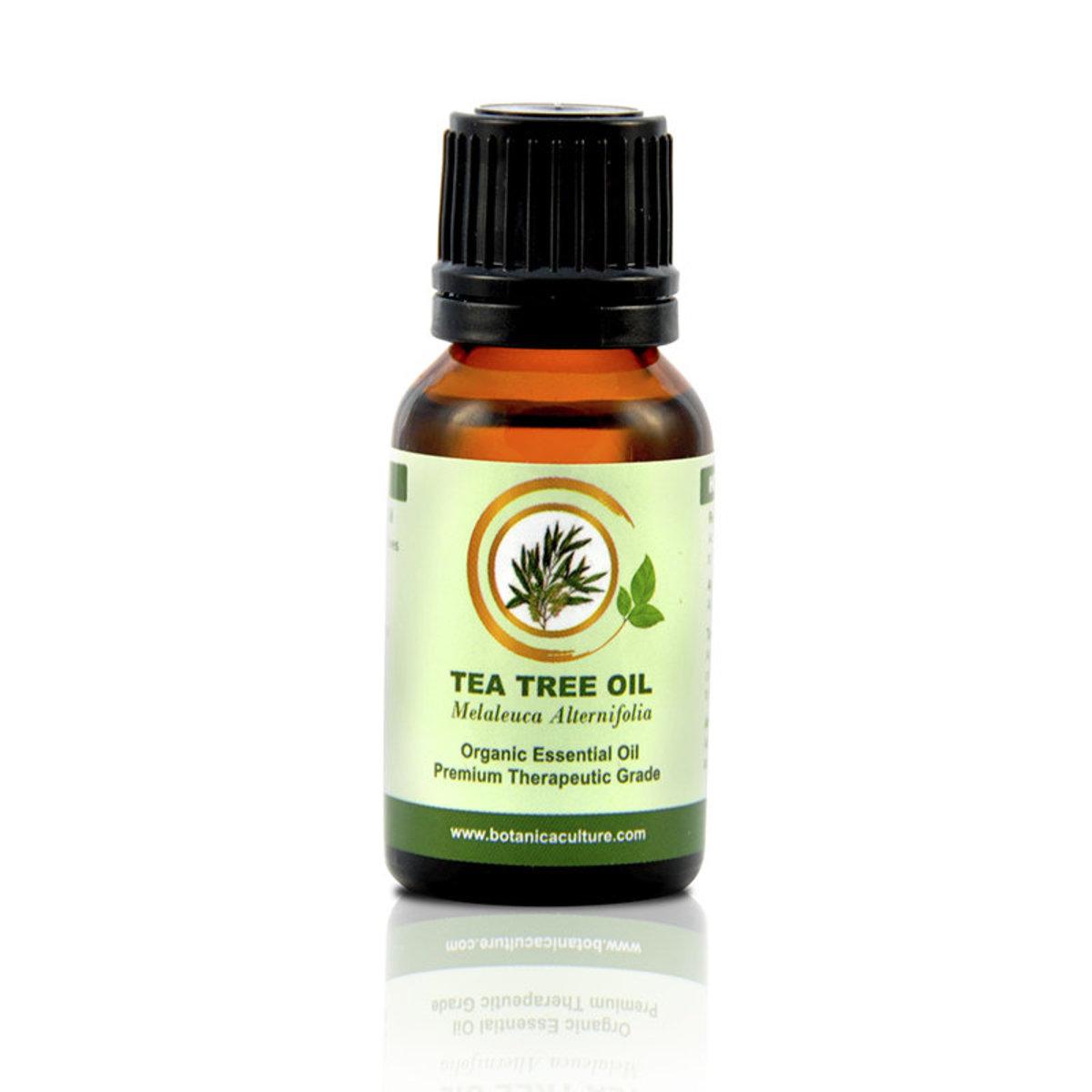 Botanica Culture Organic Tea Tree Oil 15ml