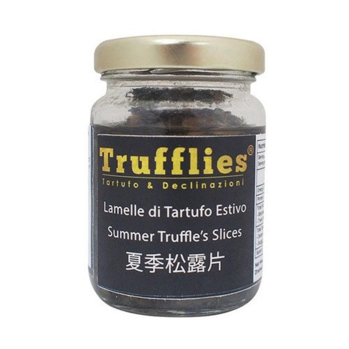 Trufflies Summer Truffle Sliced 80g