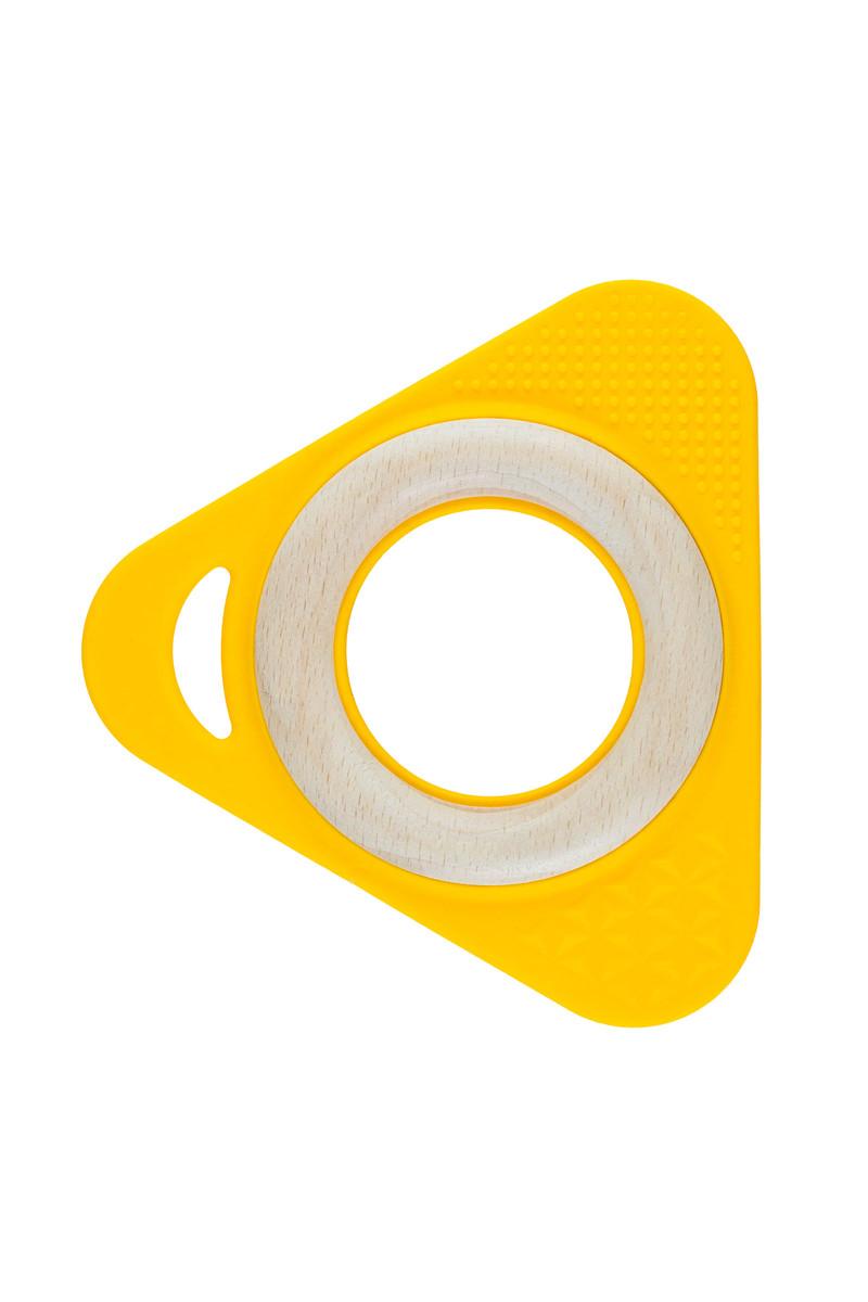 德國製嬰兒牙膠 - 黃色