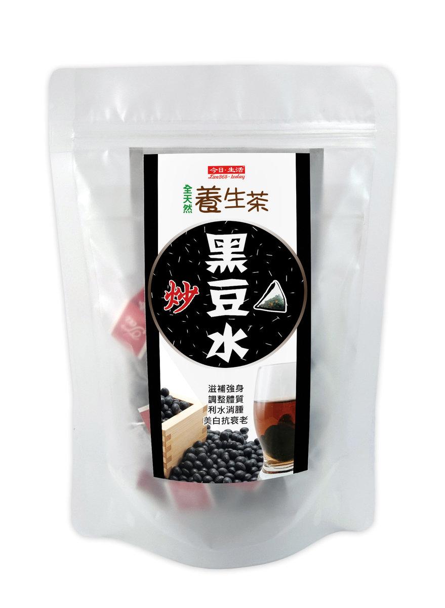 【茶包裝】炒黑豆水 12g x10小包 (清貨 Clearance item)
