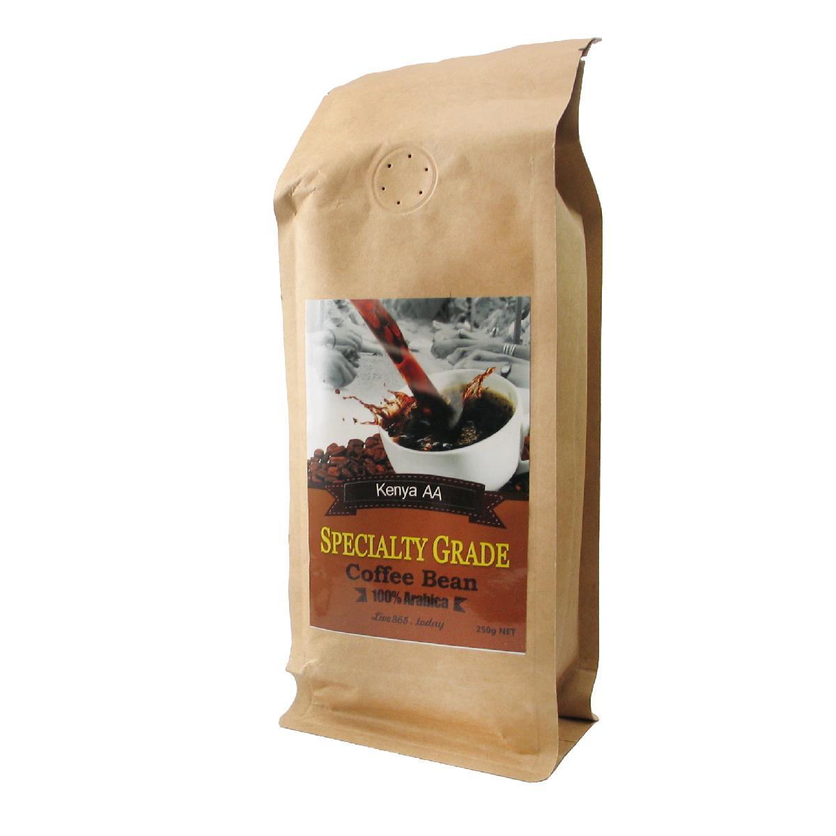 肯亞AA咖啡豆 100%阿拉比卡
