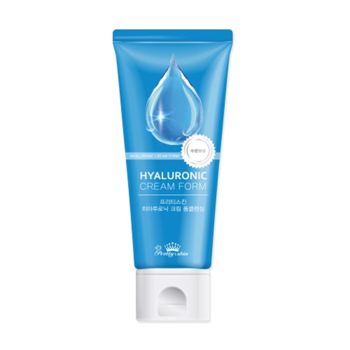 Hyaluronic Cream Form
