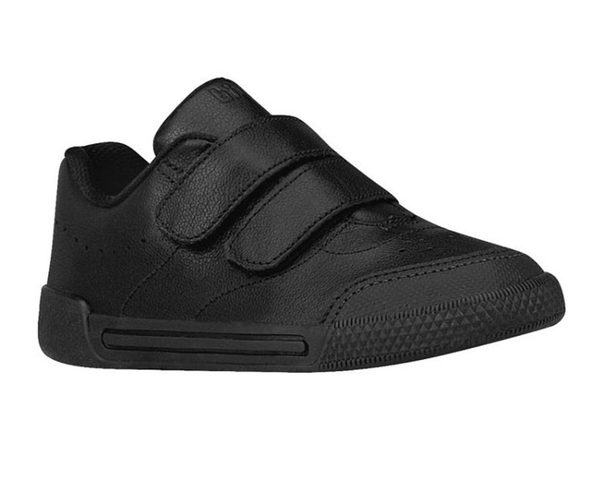 Bibi Voltas Sport Black Kid Shoes  (EU30 ~ EU35)