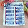 4B Eraser (65 x 24 x 12mm)【6Pcs】