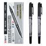 Permanent Marker (Double Tip) Black【6Pcs】