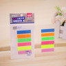 【10Pcs】5 Color Sticky Flags 20page(Each Color) (48 x 12mm)