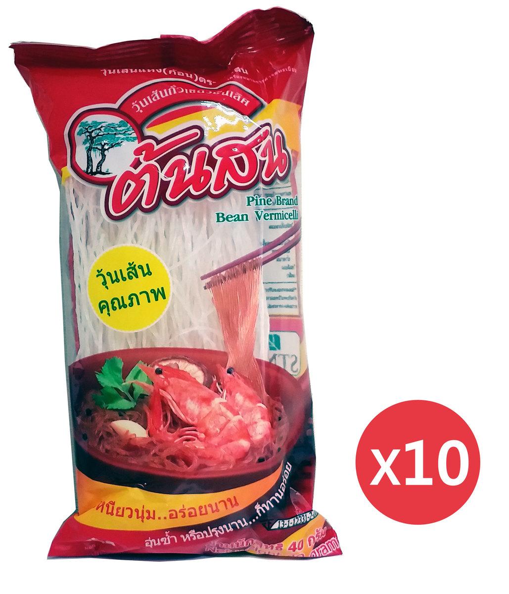 Bean Vermicelli 10 bags pack (40g X 10bags)