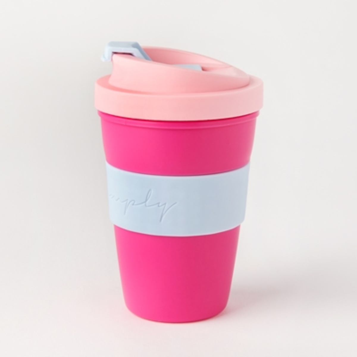 Coffee Cup - Pink/Pink-Korea Direct Shipping