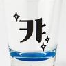 Soju cup - Blue-Korea Direct Shipping
