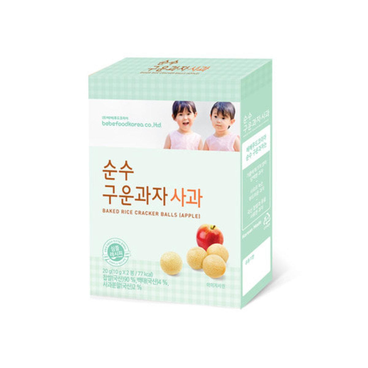 糯米豆(蘋果) (平行進口)