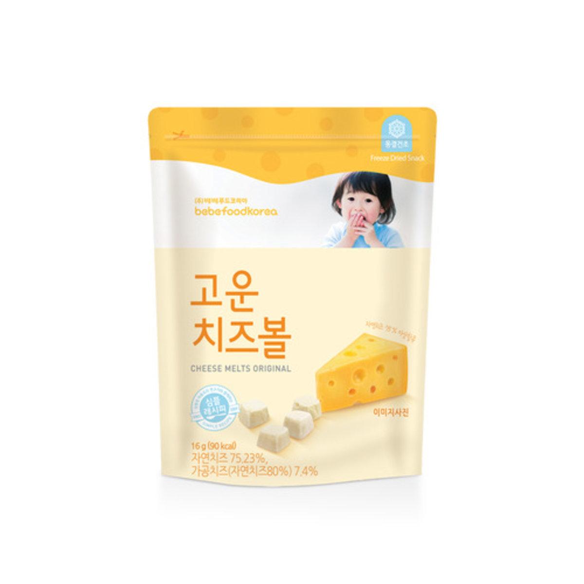 奶酪溶豆(原味) (平行進口)
