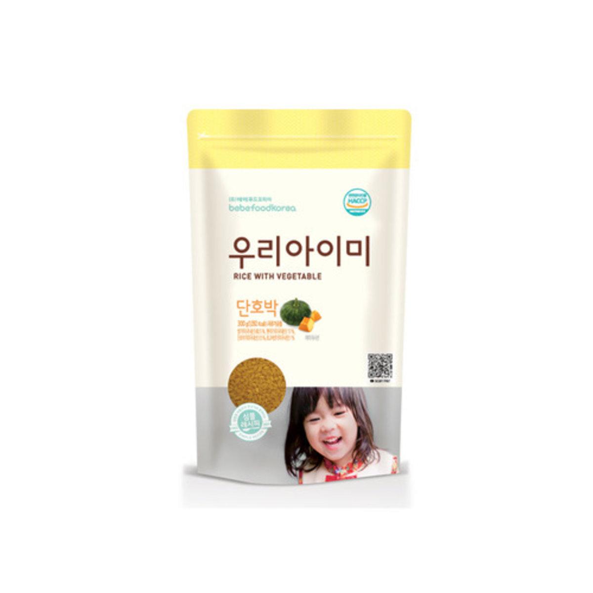 寶寶蔬菜營養米 270g (平行進口)