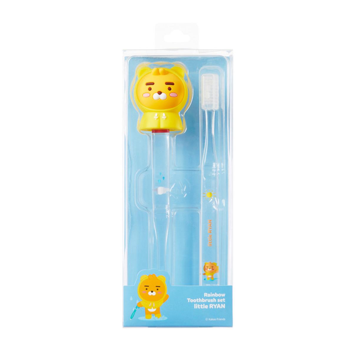 Toothbrush holder_Rainbow Ryan