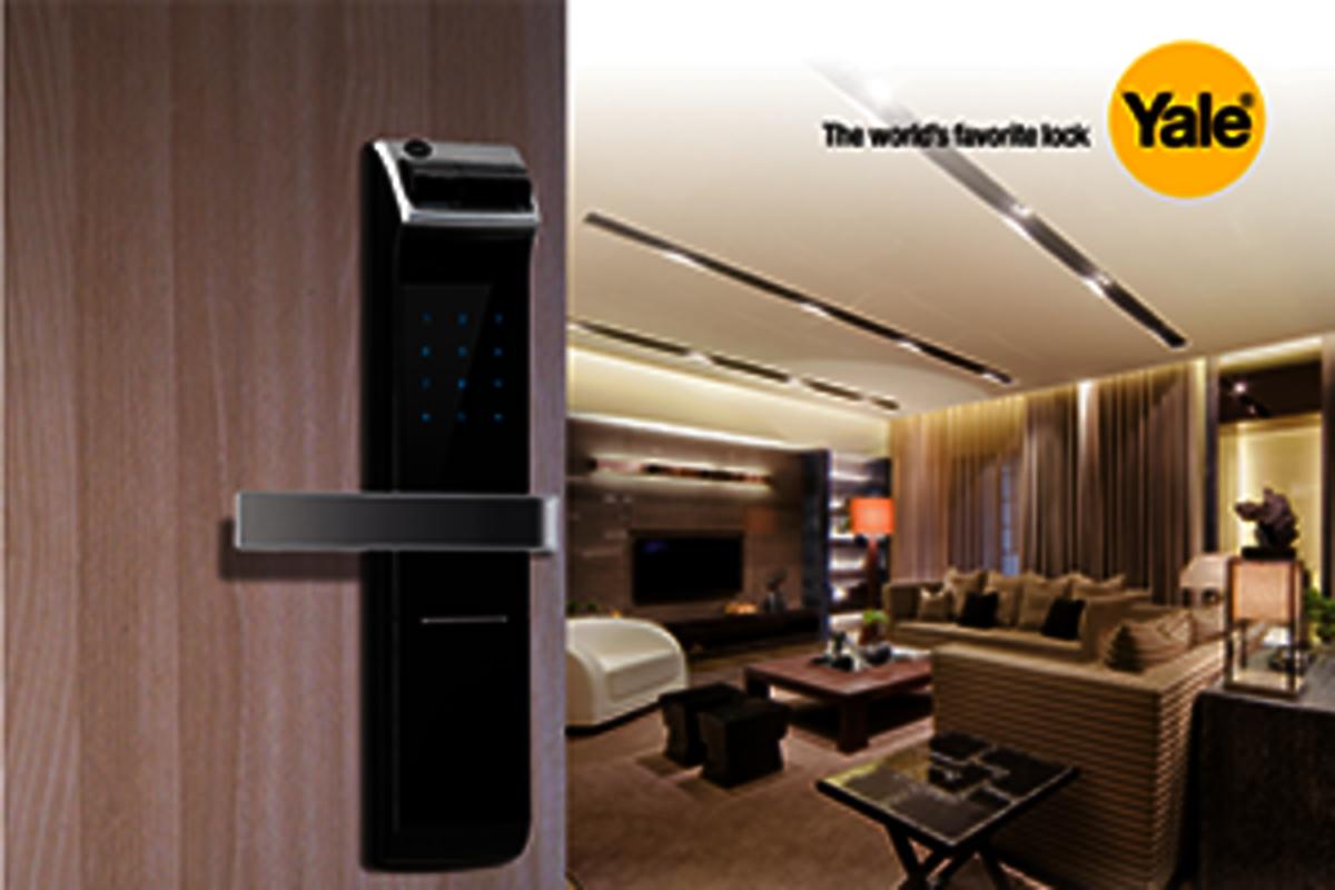 YALE | Yale YDM4109 Premium Fingerprint Digital Door Lock