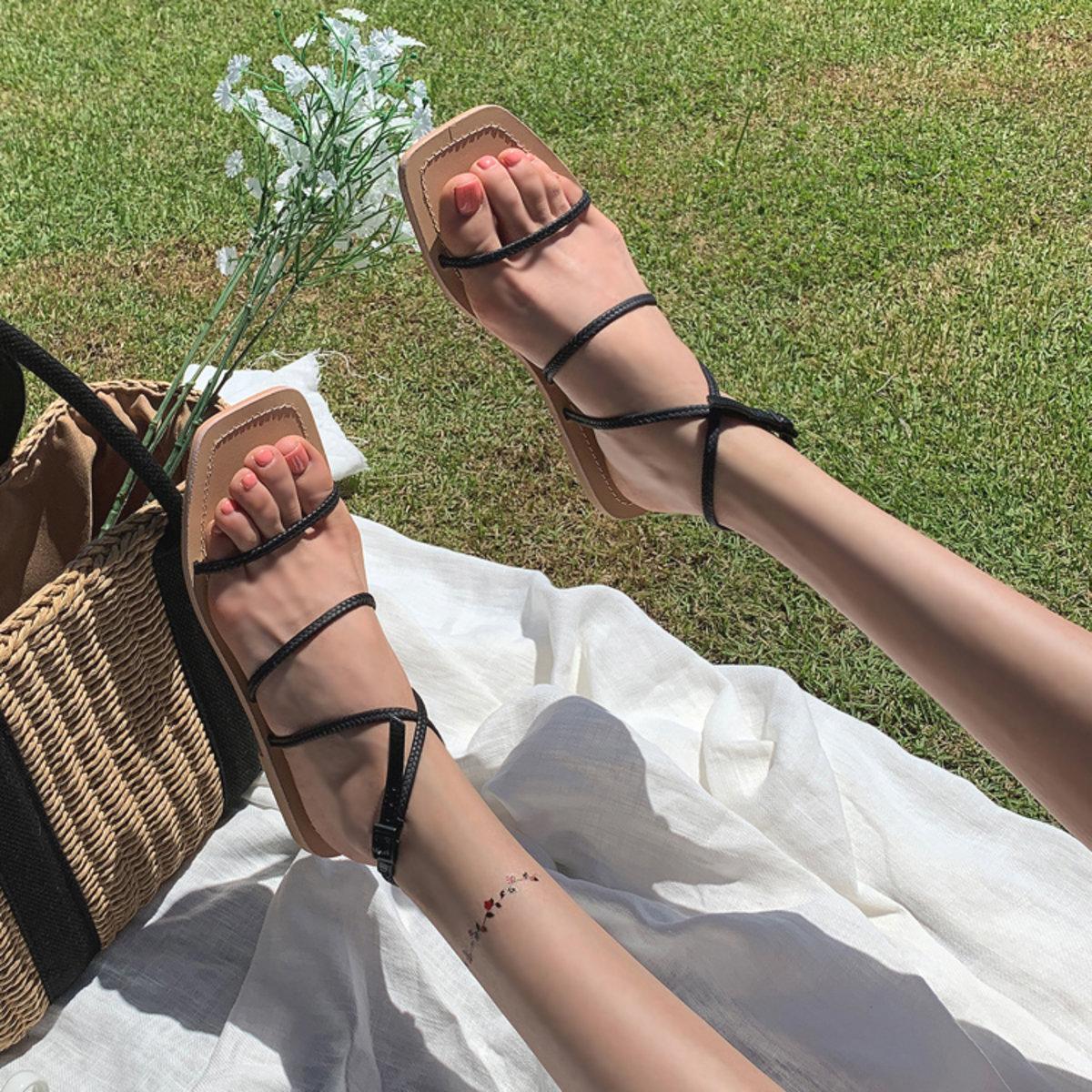 Pippi Sandals