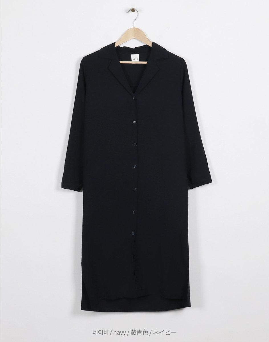 Pure Shirt Dress