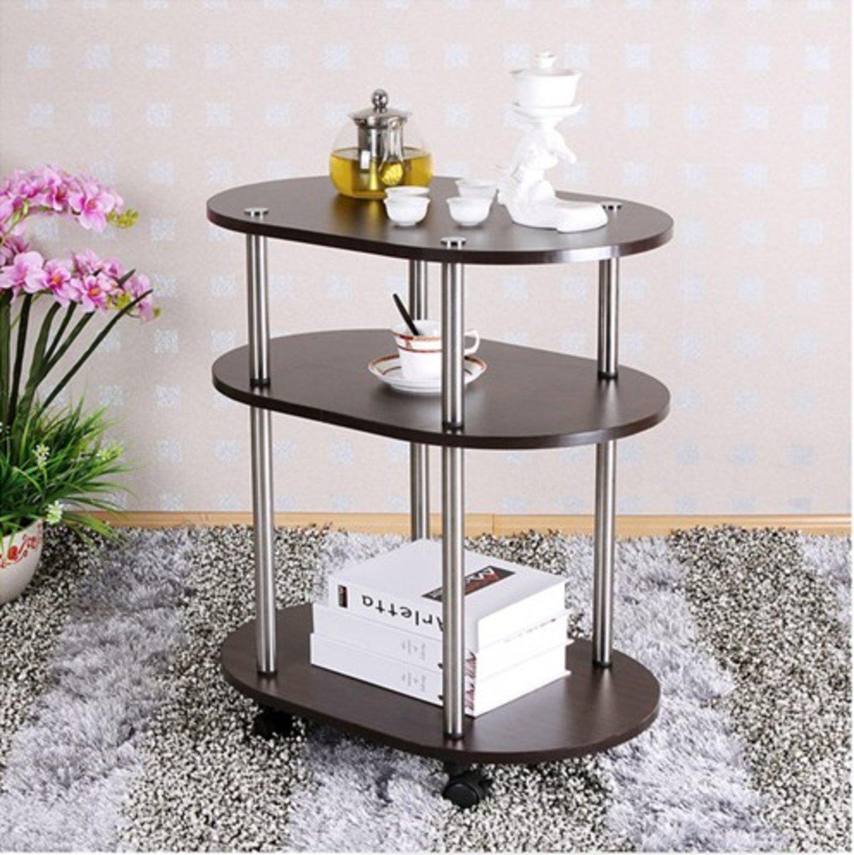 Rotaty table - Black