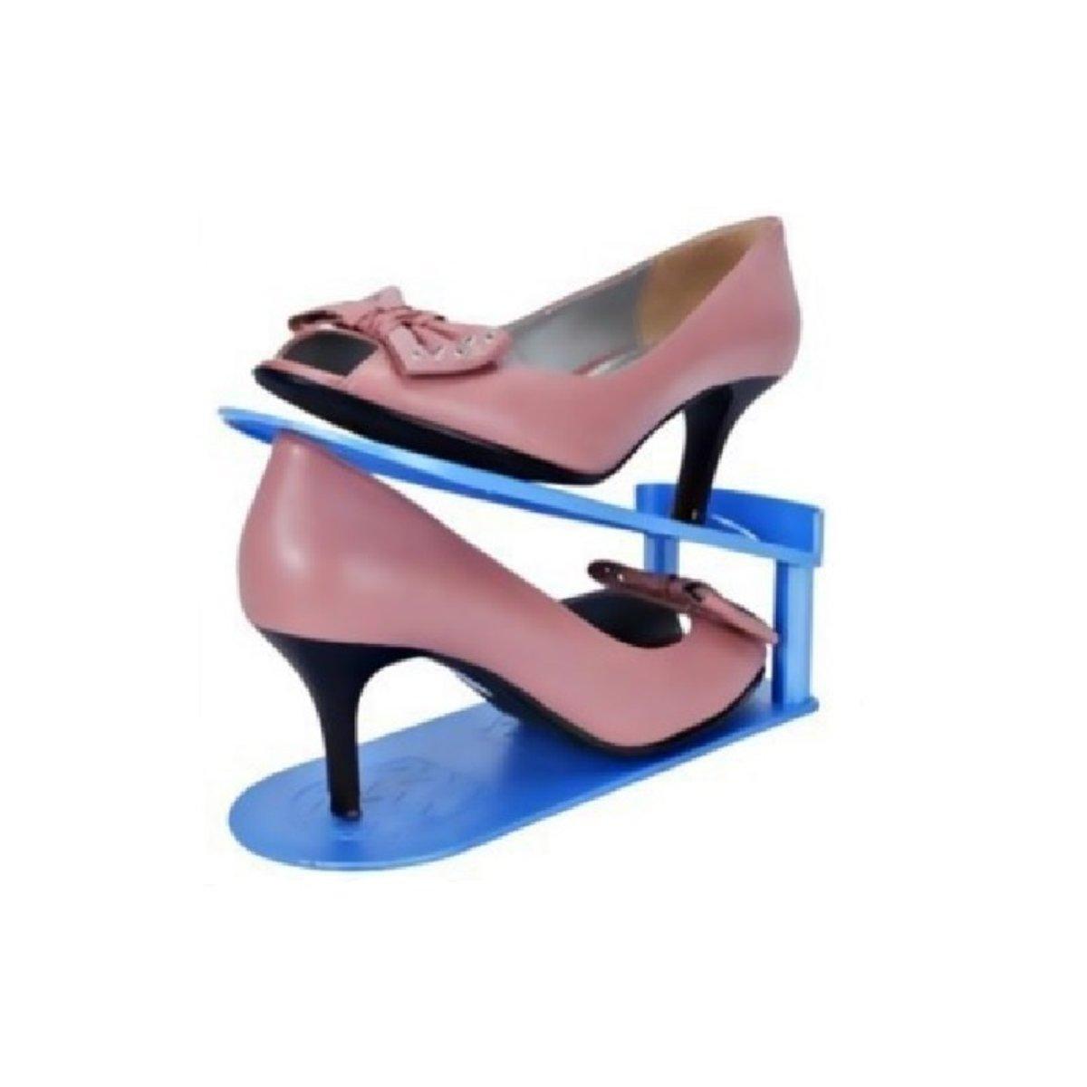 日式收納鞋架 (6 件)