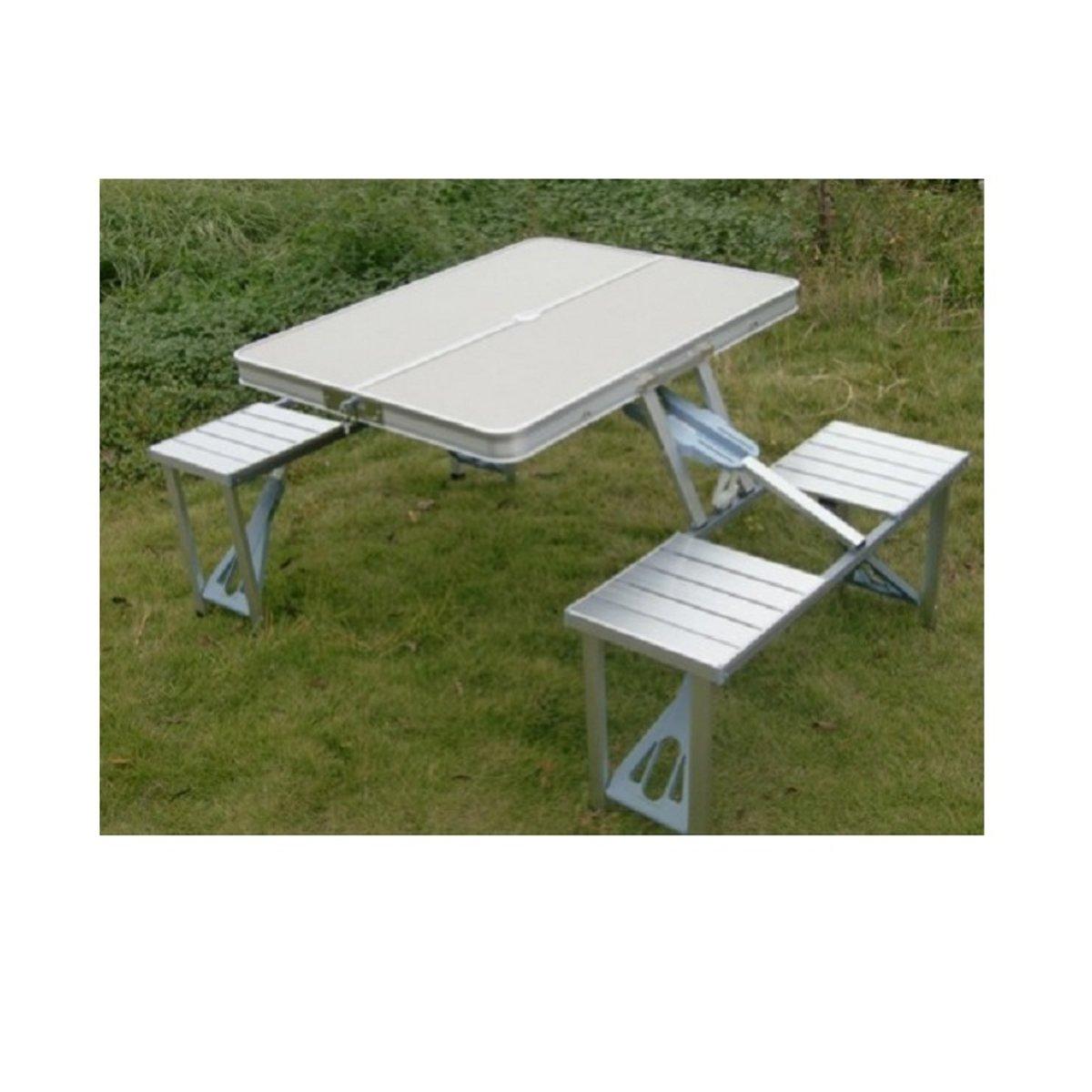 鋁合金優閑摺合桌