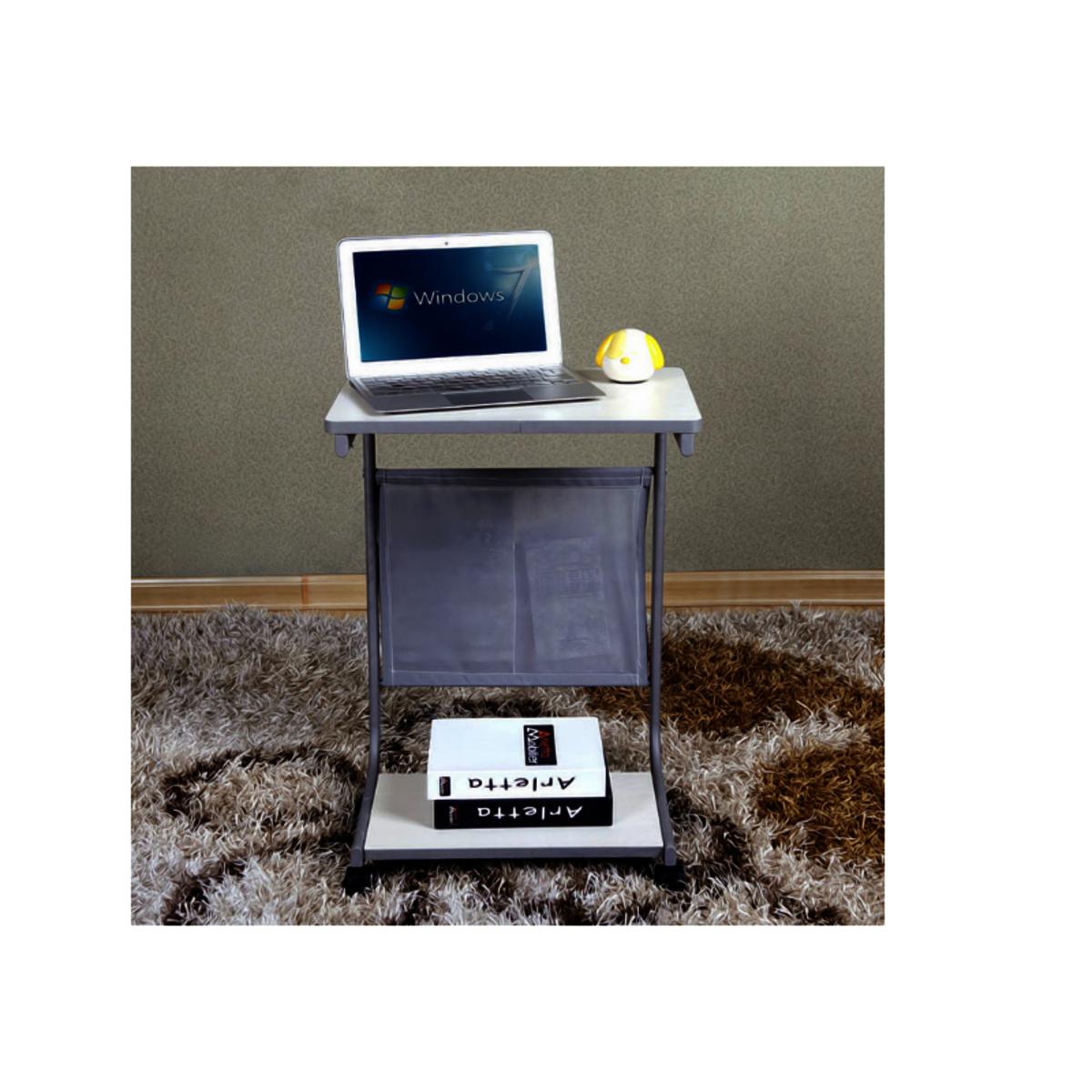 滾動式電腦桌