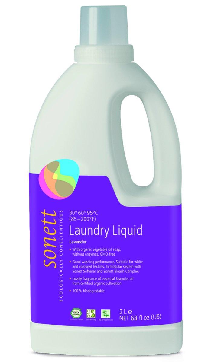 Sonett Laundry Liquid Lavender (2 litres)