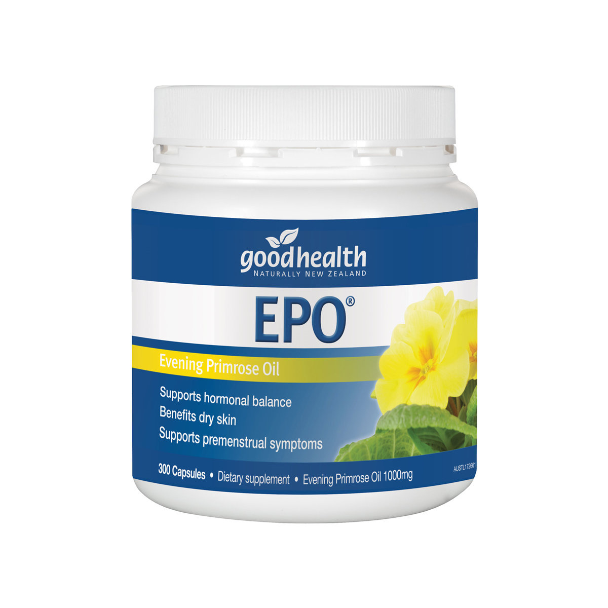 EPO® Evening Primrose Oil Omega-6 (300 caps)