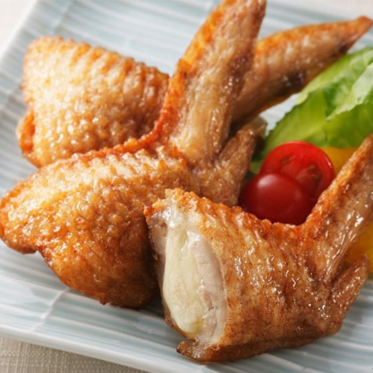 日式手羽雞翼(芝士豬肉)10隻