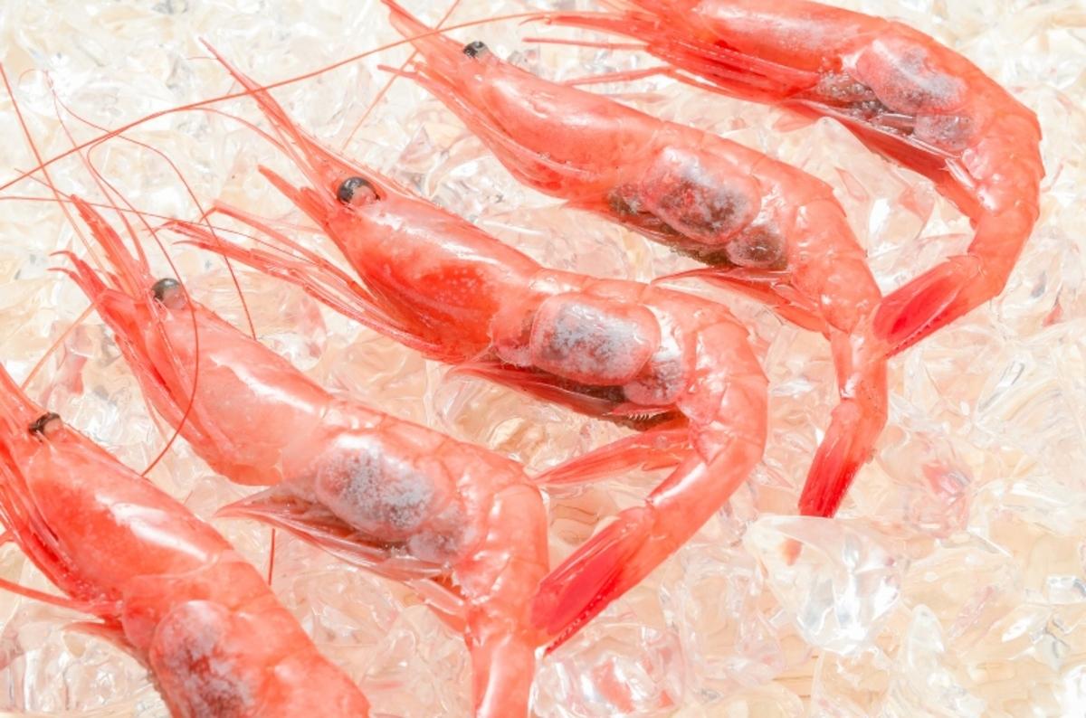 珍寶有頭甜蝦(LA) 1KG(40-60隻)