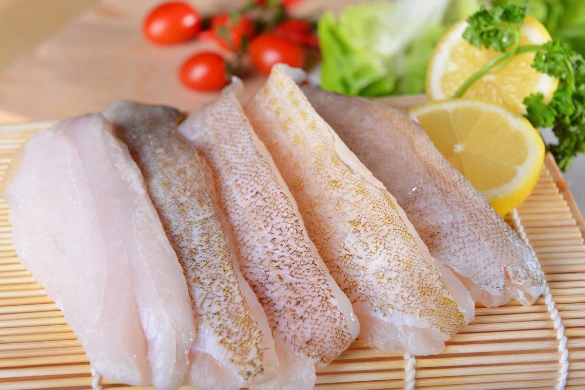 加拿大野生石斑魚柳350g (3-5條)