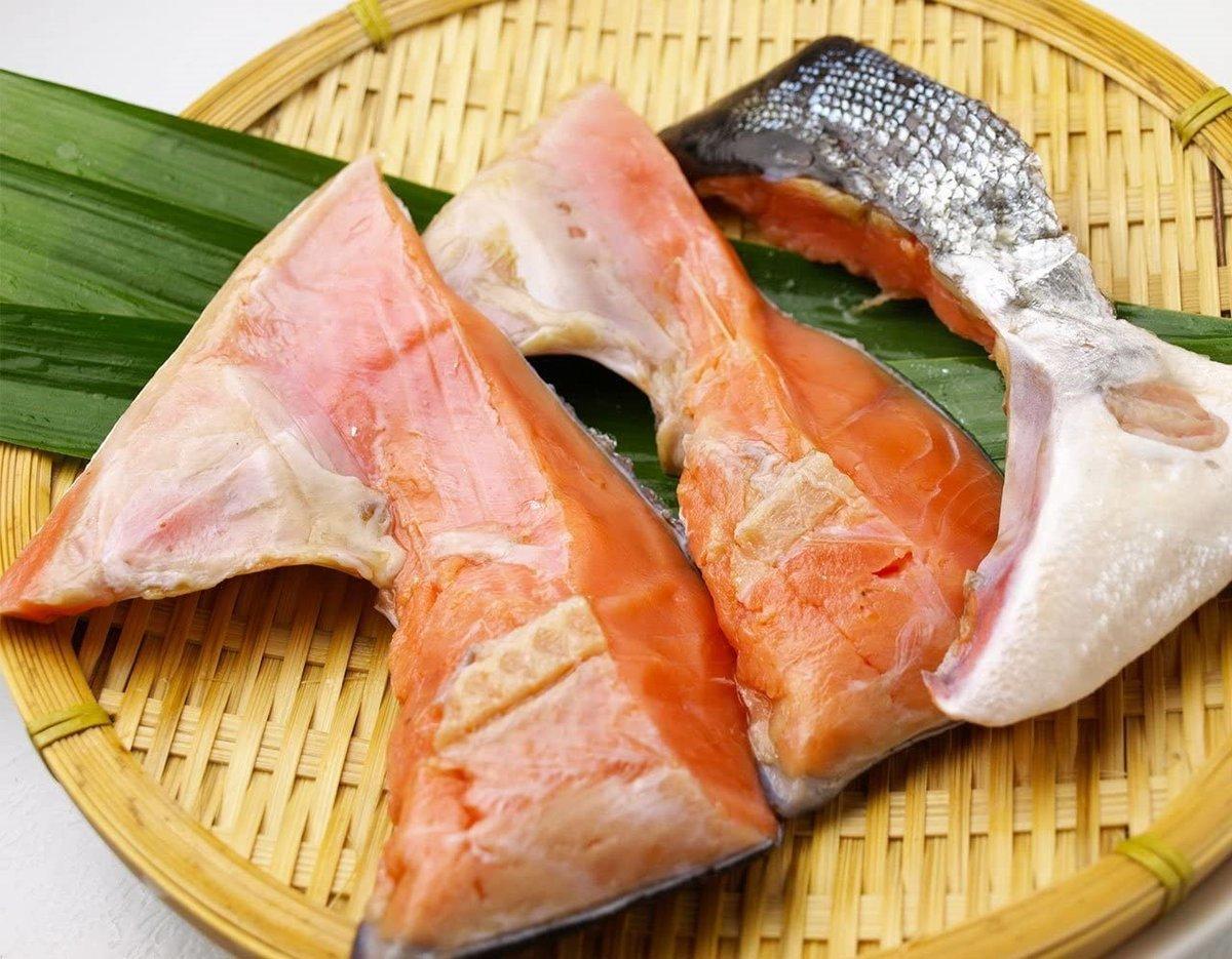 三文魚鮫 (500g/約4-6隻入)