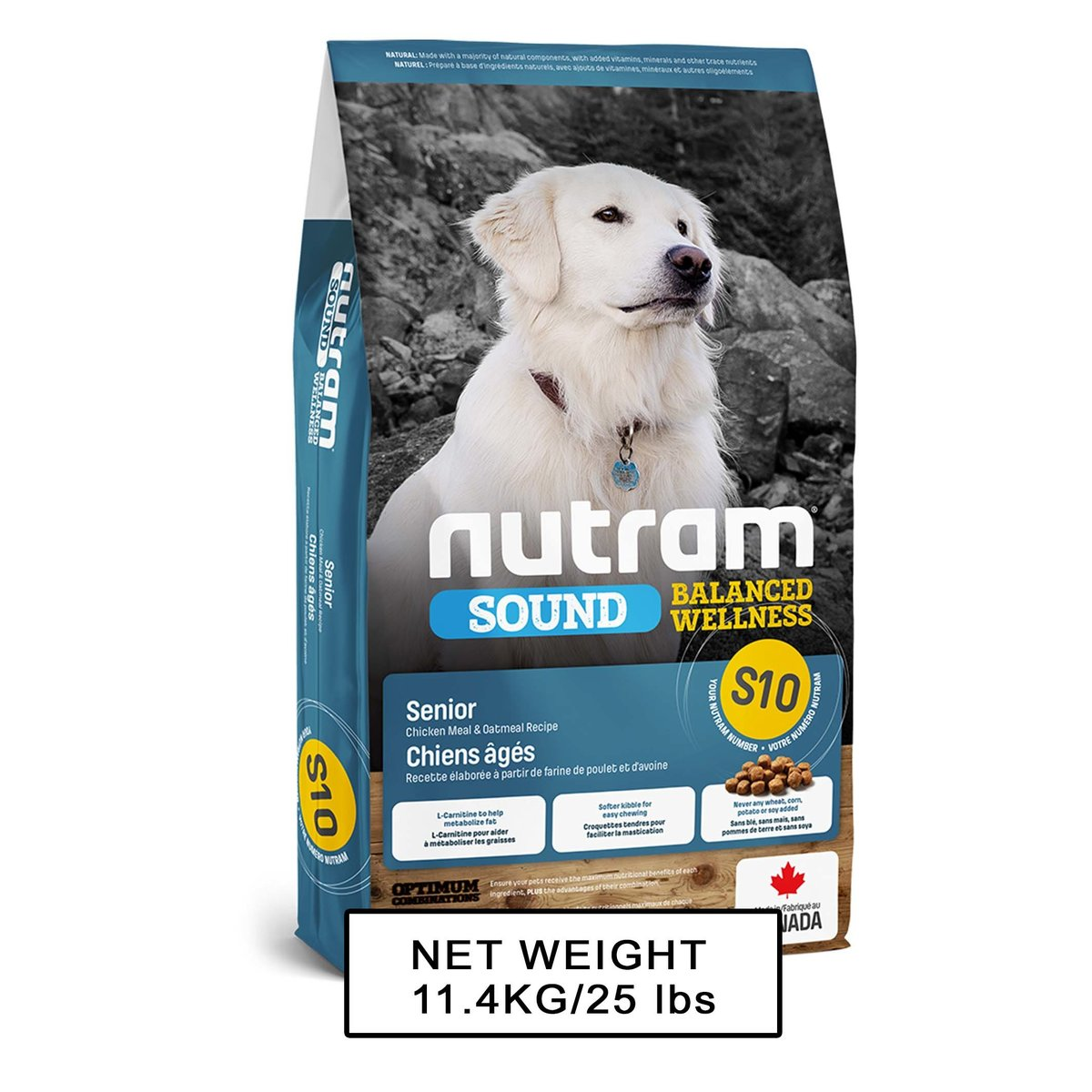 S10 老犬糧 11.4kg