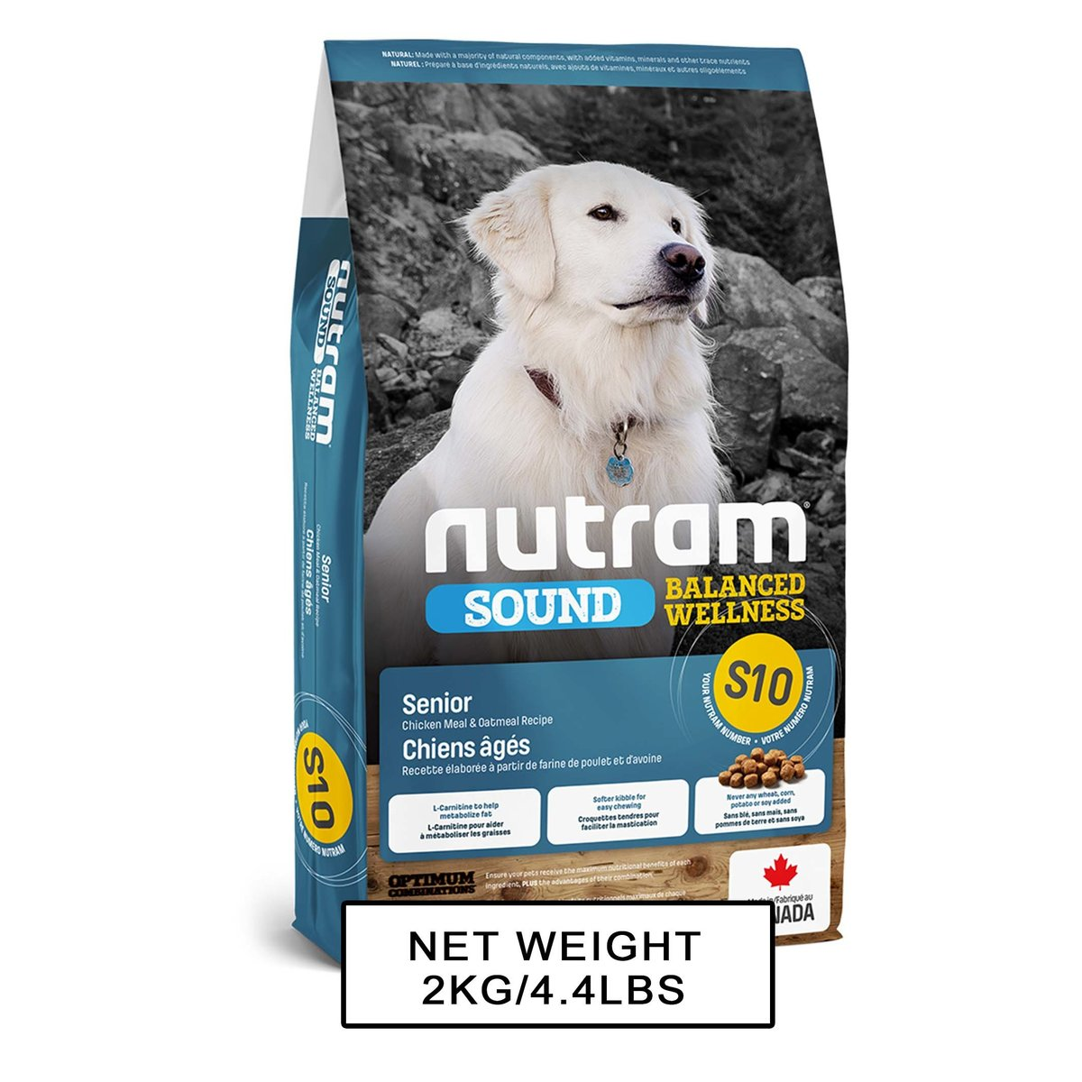 S10 老犬糧 2kg