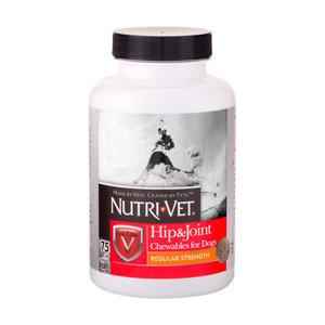NutriVet 日常關節護理嘴嚼片 75ct