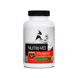 NutriVet 特強效力關節護理嘴嚼片   75ct