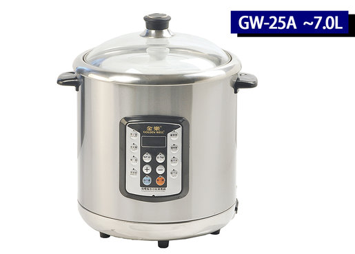 Intelligence Multi-Function Cooker GW-25A Intelligence Multi-Function Cooker GW-25A