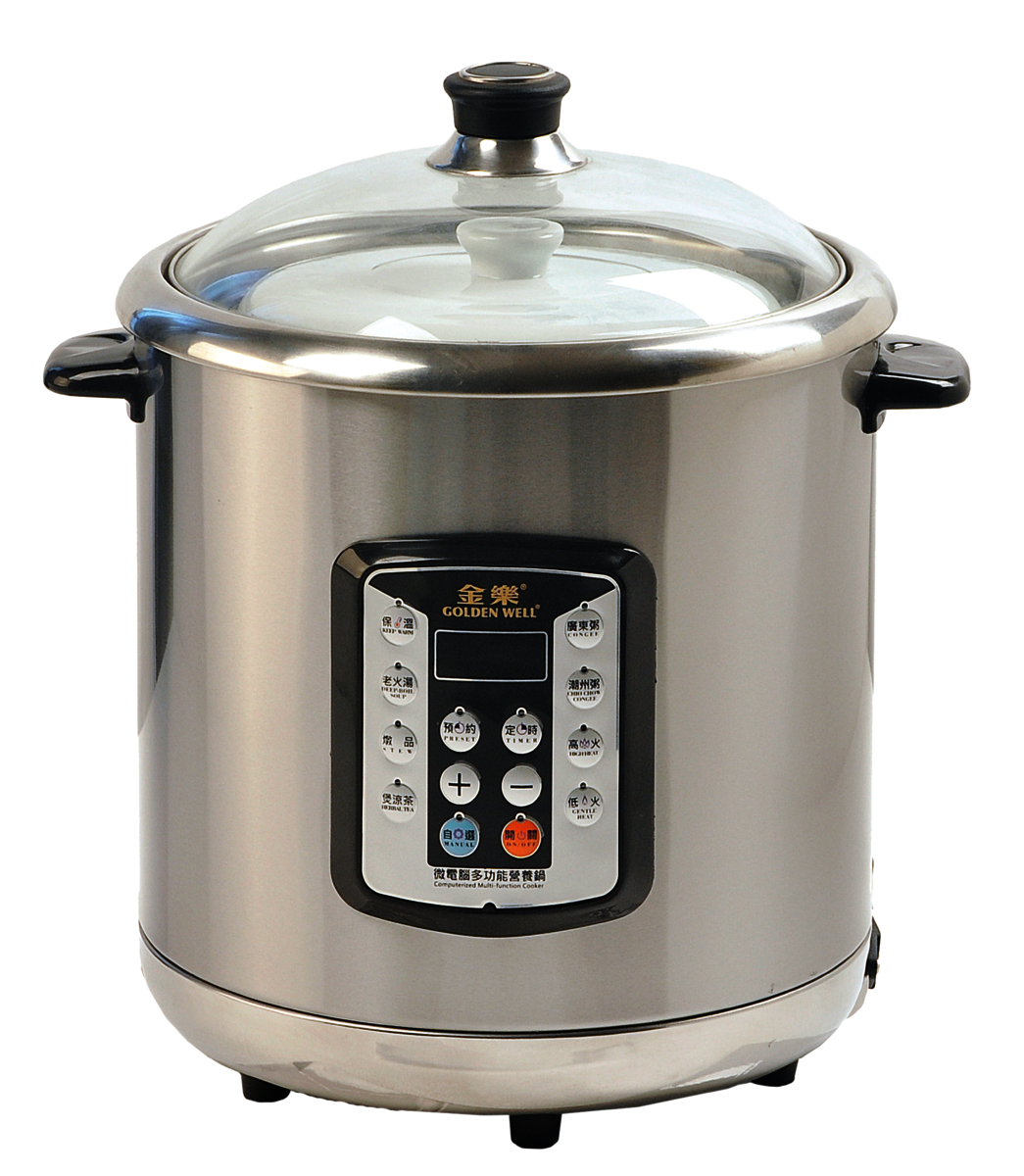 Intelligence Multi-Function Cooker GW-40A Intelligence Multi-Function Cooker GW-40A