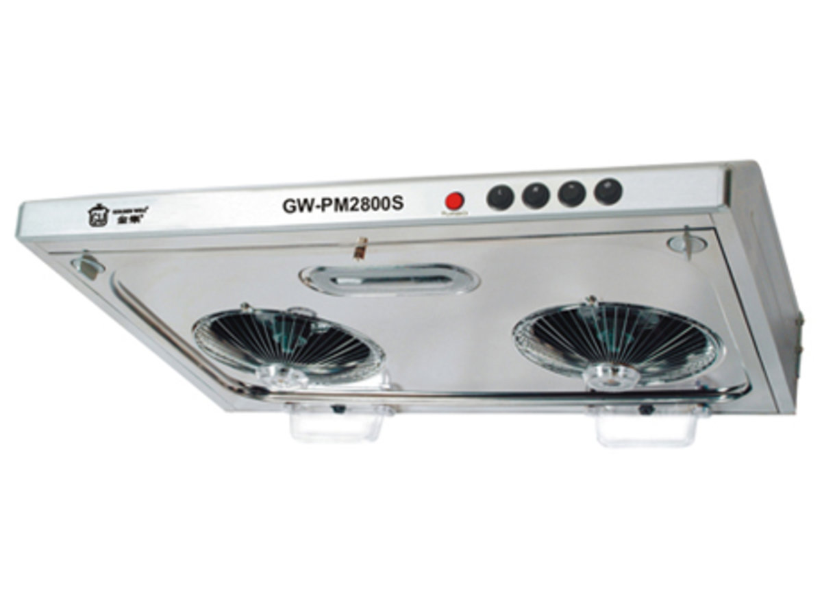 Stainless Steel Range Hood GW-PM2800S Stainless Steel Range Hood GW-PM2800S