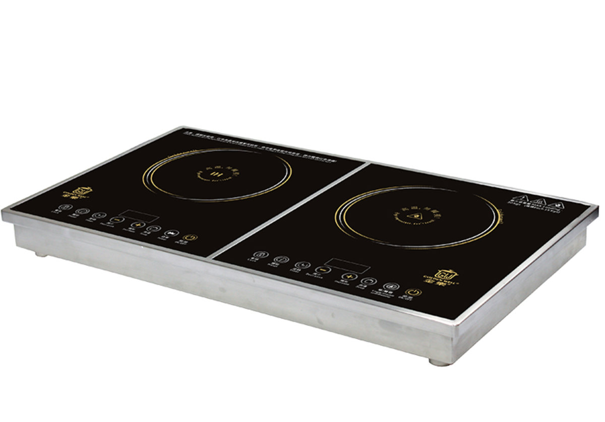 2 IN 1 Induction and Infrared Cooker HK-GBC-21D 2 IN 1 Induction and Infrared Cooker HK-GBC-21D