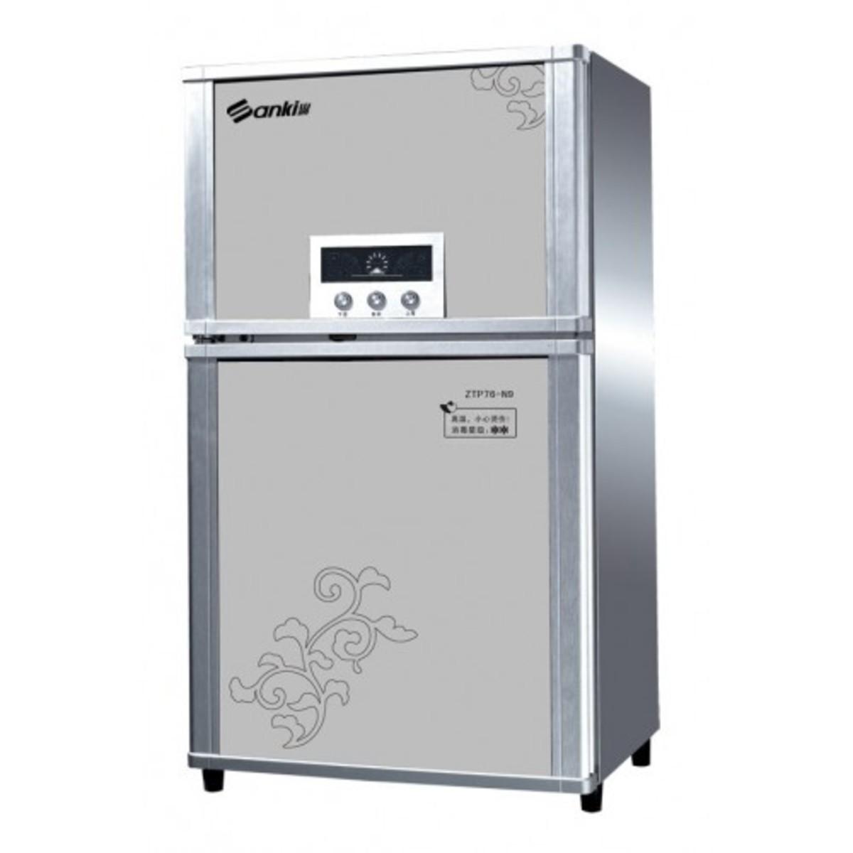 68公升 雙門光波型消毒碗櫃 SK-LW76