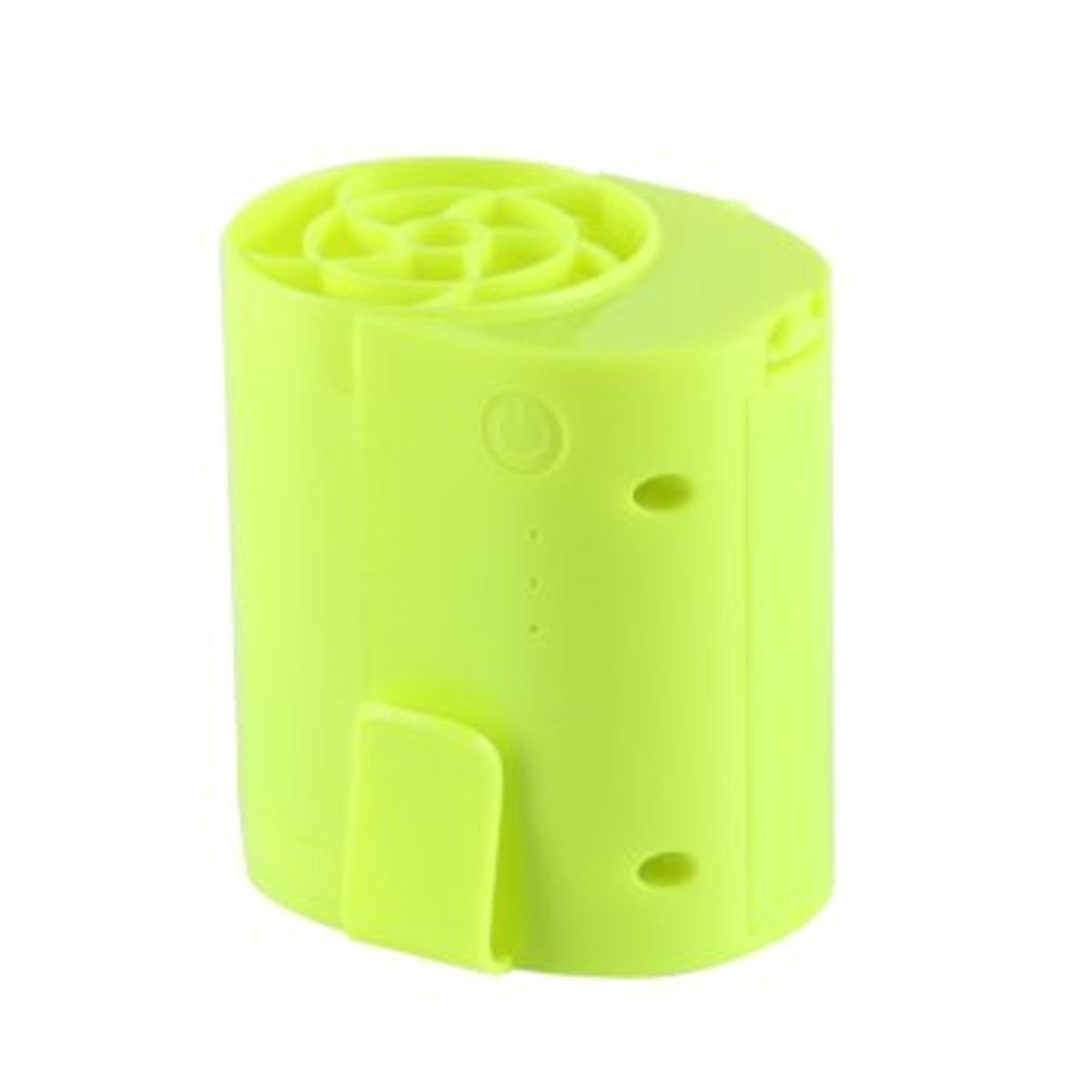 Gongtian Portable Multifunctional Fan 共田掛腰式充電風扇 F12 (green) fa,