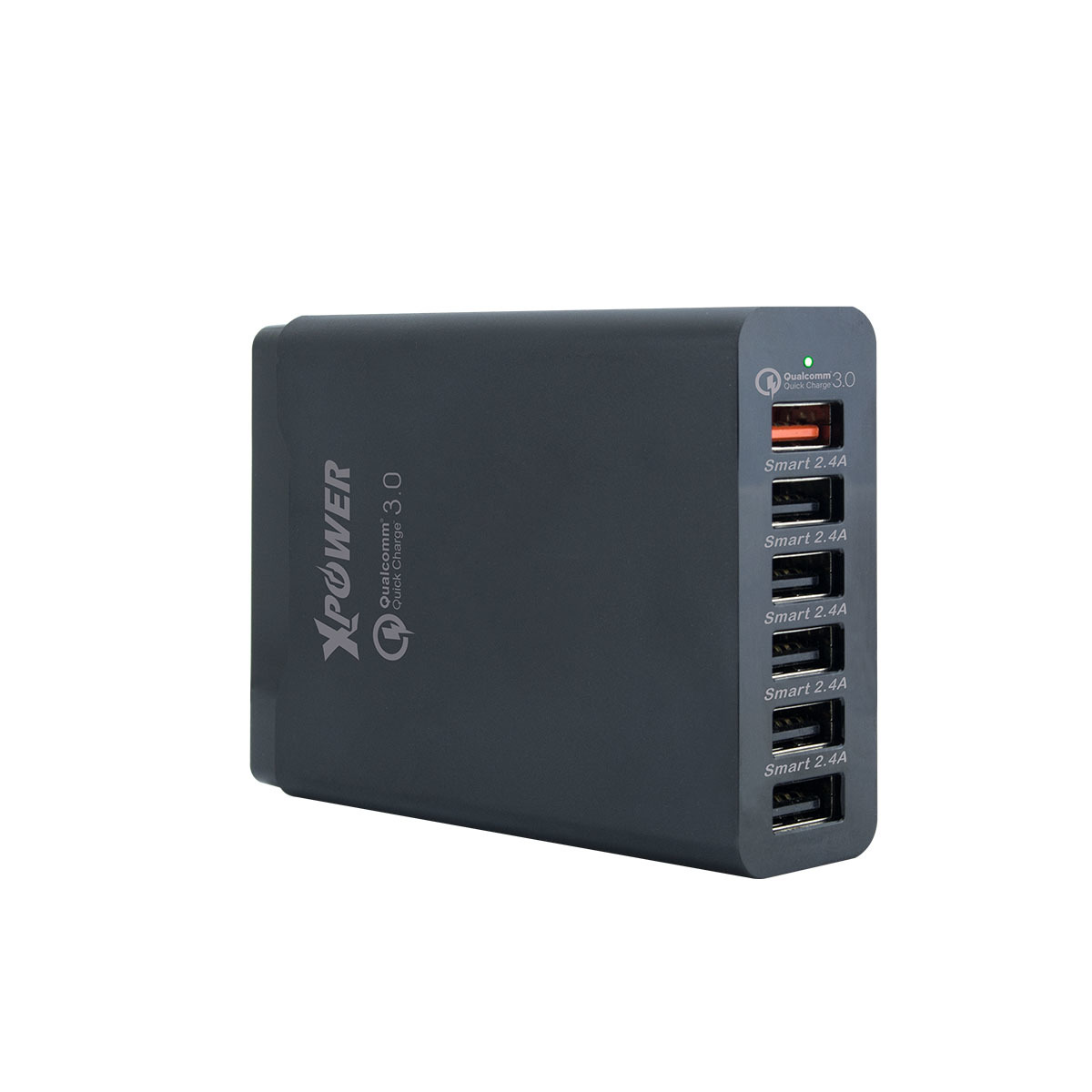DC6Q+ Quick Charge 3.0 Smart Charger [Upgraded Version]
