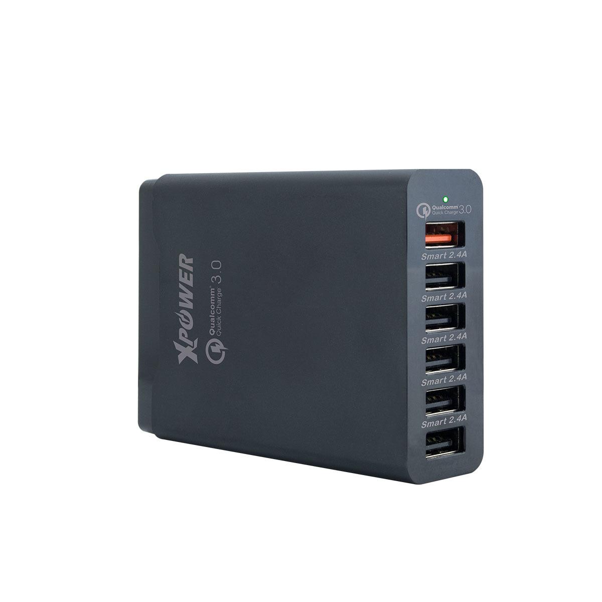 DC6Q+ 快充3.0 智能充電器 [全新改良版]